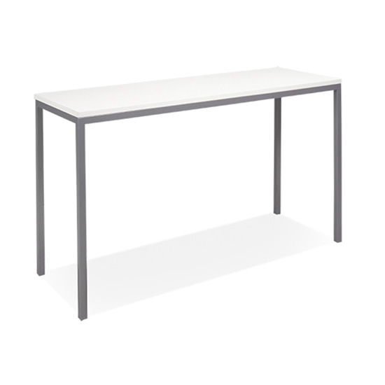 Aspen Bar Table - White