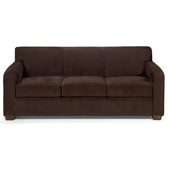 Bella Chocolate Sofa