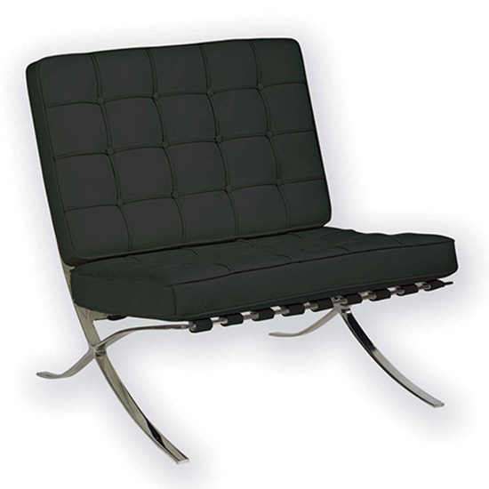 Ibizia Chair - Black