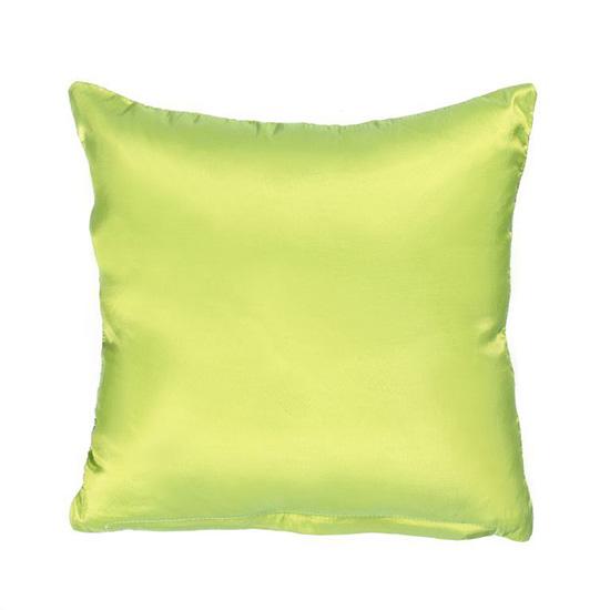 Lime Green Pillow