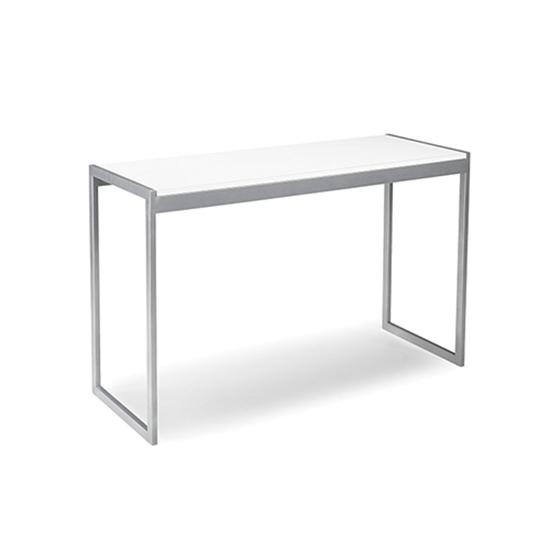 Aria Console Table - White