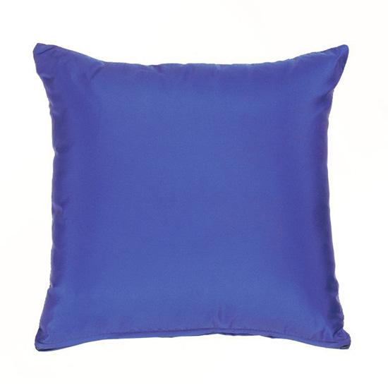 Royal Blue Pillow