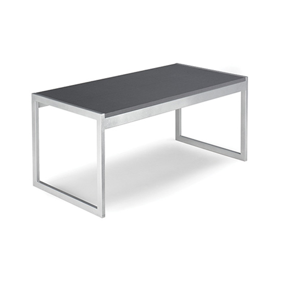 Aria Cocktail Table - Charcoal