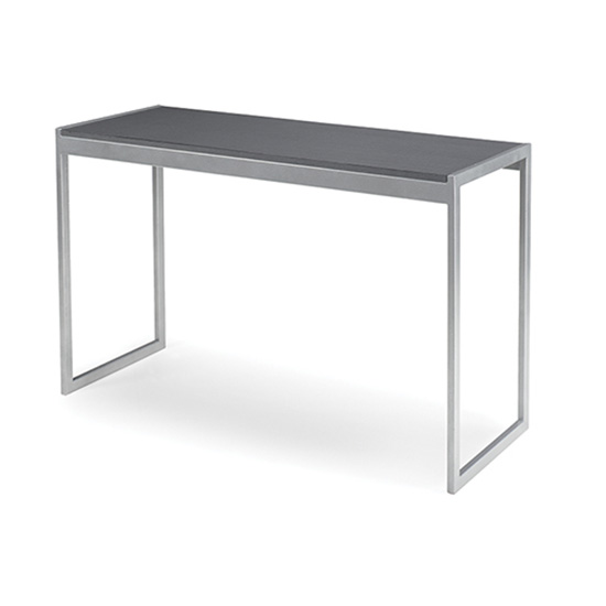 Aria Console Table - Charcoal