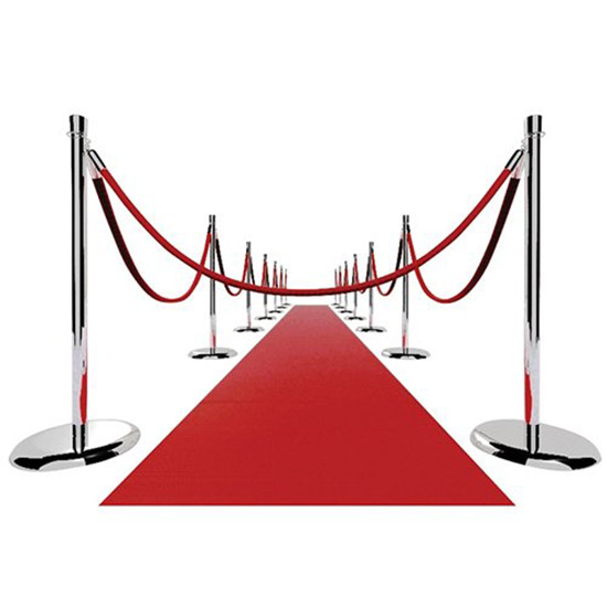 50′ Red Carpet